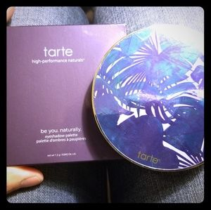 Like new Tarte Be You Naturally eyeshadow palette